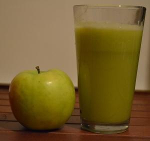 apple-lemon-ginger juice