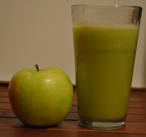 apple-lemon-ginger juice