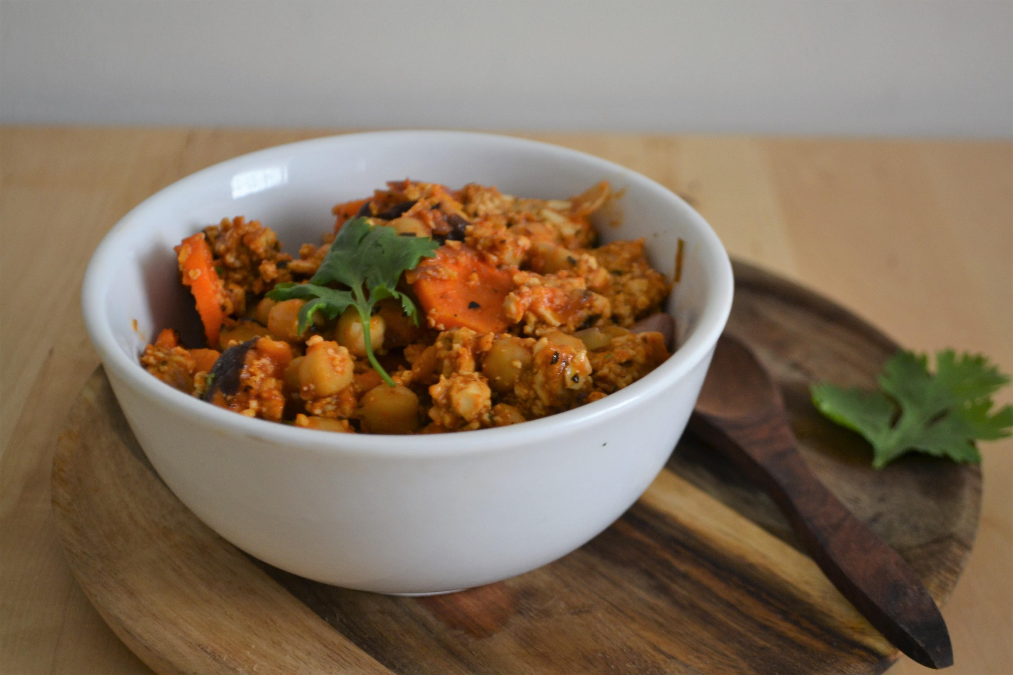 curry de légumes srilankais